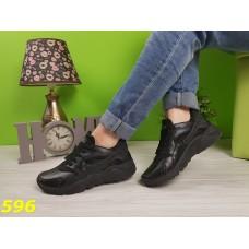 Кроссовки хуарачи черные