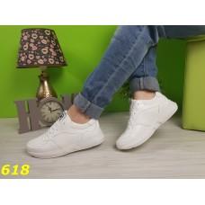 Кроссовки белые очень легкие