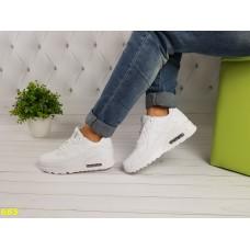 Кроссовки белые аирмаксы